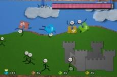Review Defend your Castle: Zo te zien krijgt het iemand een gratis vliegles!