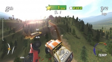 Review Excite Truck: De gebieden in Excite Truck zijn erg gevarieerd.