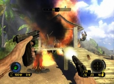 Review Far Cry: Vengeance: Mooie graphics he (niet dus!).