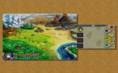 Review Final Fantasy Crystal Chronicles: Echoes of Time: In de wereld van Echoes of Time heb je verschillende interessante gebieden - zoals grotten en kastelen - te verkennen.