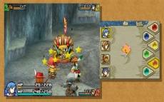 """Review Final Fantasy Crystal Chronicles: Echoes of Time: Het """"twee schermen""""-systeem van de DS in een Wii-game is alles behalve gewenst.. maar de monsters blijven cool!"""