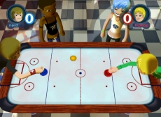 Review Game Party: Table Hockey: één van de leukere spellen door de iets leukere controls.