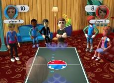 Review Game Party: Ping Cup: dat balletje wil nooit in die bekertjes! Waarom niet? Geen idee...