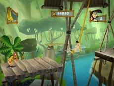 Review George of the Jungle: Een 2d spel in een 3d jasje