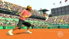Review Grand Slam Tennis: Je kan ook op het gravel van Roland Garros spelen.