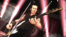 Review Green Day: Rock Band: In de animaties is veel detail gestopt: de virtuele bandleden maken bewegingen die hun echte wederhelften ook maken.