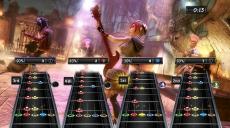 Review Guitar Hero 5: Het Momentum onderdeel van RockFest.