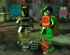 Review LEGO Batman: The Videogame: De stoere Batman en zijn maatje Robin