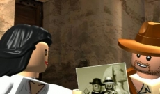 Review LEGO Indiana Jones: The Original Adventures: Je krijgt hulp van verschillende personages.
