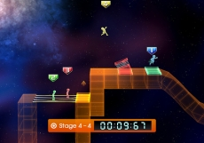Review Let's Tap: Tap Runner is erg grappig als je met vrienden speelt.