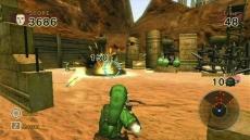 Review Link's Crossbow Training: Keer terug naar Hyrule, bekend uit <a href = https://www.mariowii.nl/wii_spel_info.php?Nintendo=The_Legend_of_Zelda_Twilight_Princess>The Legend of Zelda: Twilight Princess</a>.