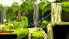 Review LostWinds: Bestuur de wind met je <a href = https://www.mariowii.nl/wii_spel_info.php?Nintendo=Wii-afstandsbediening>Wii Remote</a> en schiet Toku te hulp.