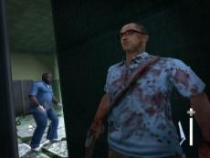 Review Manhunt 2: De game kent een vrij minimale HUD, om je nog meer in de beklemming onder te dompelen.