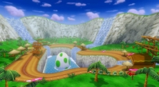 Review Mario Kart Wii: Uit nostalgisch oogpunt zijn ook parcours uit andere delen van de serie aanwezig!