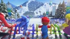 Review Mario & Sonic op de Olympische Winterspelen: Klaar voor de start...af!