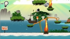Review Max & The Magic Marker: Run Jump Think Draw: Oh nee, de inkt is op!