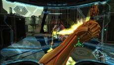 Review Metroid Prime 3: Corruption: Verschillende onderdelen komen dankzij de Wii Remote nog iets beter uit de verf.