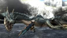 Review Monster Hunter Tri: Wauw, volgens mij is dat zwaard een maatje te groot!