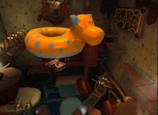 Review Mushroom Men - The Spore Wars: Vlieg met mee in een opblaas-dier!