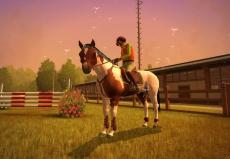 Review My Horse & Me: Ook in de buitenlucht kun je deelnemen aan springwedstrijden met je prachtige paard!