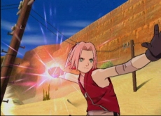 Review Naruto Shippuden: Clash of Ninja Revolution 3 - EU Version: Sakura's 'Falcon Punch': nog altijd ongeëvenaard