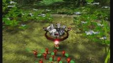 Review New Play Control! Pikmin: Hopelijk vindt Olimar alle benodigde onderdelen voor zijn schip.