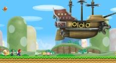 Review New Super Mario Bros. Wii: Daar gaan we weer, mevrouw de prinses laat zich weer eens kidnappen...