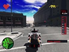 Review No More Heroes: De stad verkennen op de motor
