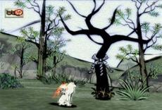 Review Okami: Ammy heeft vast een trucje om deze dode boom weer tot leven te wekken!