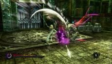 Review Pandora's Tower: De gevechten zijn lekker snel en werken prima met de Wiimote + Nunchuk.