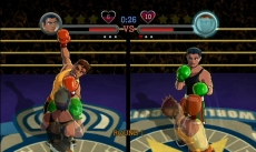 Review Punch-Out!!: De multiplayer mode valt helaas tegen.