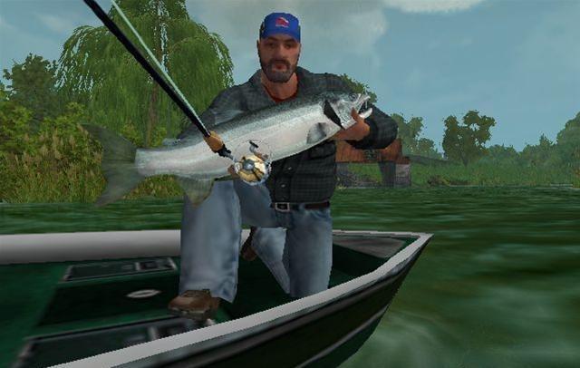 Mario wii mijn helden review rapala tournament fishing for Rapala tournament fishing