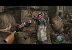 Review Resident Evil 4: Wii Edition: Hopen dat Leon die man met die kettingzaag rechts heeft gezien!