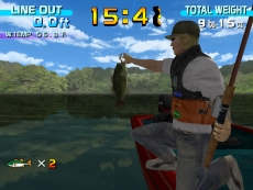 "Review SEGA Bass Fishing: ""Mhm, ik had toch wel iets groter verwacht"""