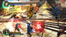 Review Sengoku Basara: Samurai Heroes: 2 Player co-op