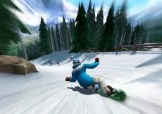 Review Shaun White Snowboarding: Road Trip: Het beeld is niet altijd even mooi