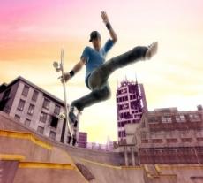Review Skate It: Ziet er uit als een typische dubbele ollie-backflip 180-graden spinning nosegrind kick.
