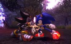 Review Sonic and the Black Knight: Ook tijdens de lastige zwaardgevechten met de Knights hadden de controls helaas een stuk beter gekund