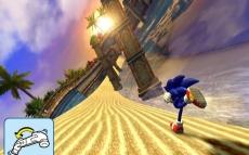 Review Sonic and the Secret Rings: Zon, zand, ruines... elk element uit de 1001 nacht-verhalen zijn aanwezig