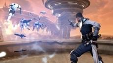 Review Star Wars: The Force Unleashed II: Blaas de anderen van je pad weg met de forse