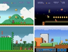 Review Super Mario All-Stars - 25th Anniversary Edition: Oude tijden herleven in de <a href = http://www.mariowii.nl/wii_spel_info.php?Nintendo=New_Super_Mario_Bros_Wii>Super Mario Bros</a>. games. Mamma mia!