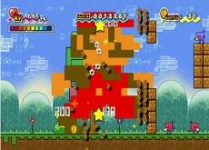 Review Super Paper Mario: 8bit versies van Mario, Peach en zelfs Bowser krijg je onder je knoppen!