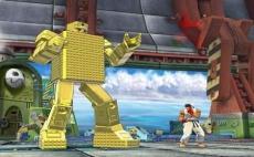 Review Tatsunoko vs. Capcom: Ultimate All-Stars: Sommige personages zijn echt gigantisch!