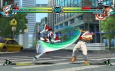 Review Tatsunoko vs. Capcom: Ultimate All-Stars: Het maakt niet uit waar, je vecht overal!