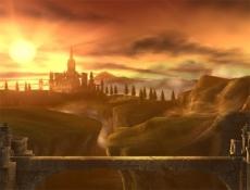 Review The Legend of Zelda: Twilight Princess: Op deze brug staat je een van de best uitgewerkte baasgevechten te wachten.