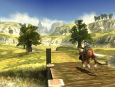 Review The Legend of Zelda: Twilight Princess: Hyrule is ditmaal groter dan ooit, zelfs te paard doe je er nog wel even over om het land te doorkruisen!