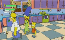Review The Simpsons Game: Lijkt qua graphics precies op de serie, toch!