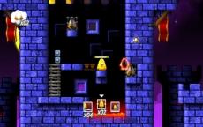 Review Toki Tori: Het griezelige spookkasteel level. Ik hoop maar dat Toki Tori geen bang kuiken is...