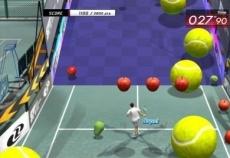 Review Virtua Tennis 2009: Mini games zijn er natuurlijk ook