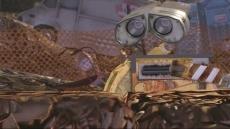 Review Wall-E: WALL-E in het spel.
